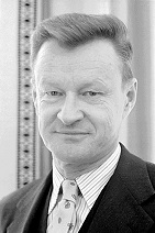 Zbigniew Brzezinski 13.04.1977 Foto: US National Archives